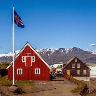 Langabúð Museum Cafe
