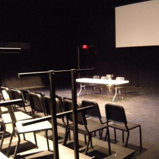 The Black Box Studio Theater @ Rutgers University