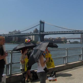 Pier 36, New York