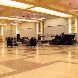Talley Student Center, State Ballroom