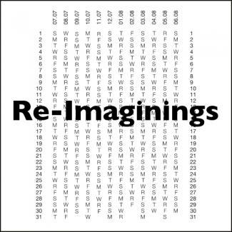 60x365: Re-Imaginings
